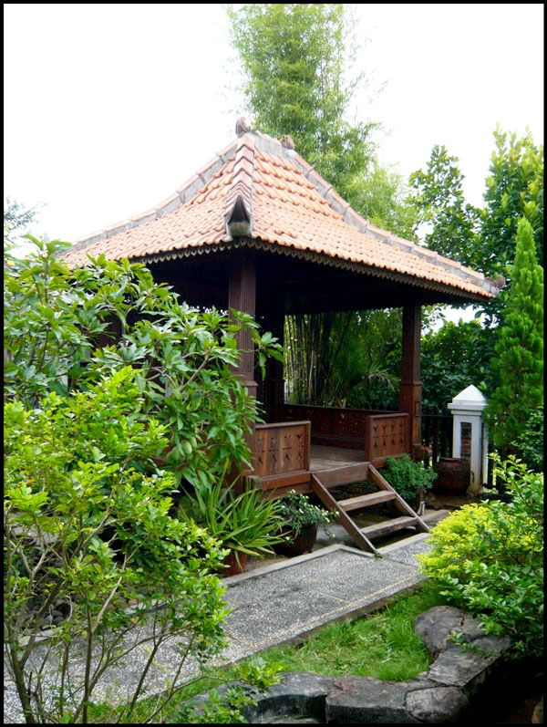 Minimalist House Design Idea from Central Java Indonesia for Gazebo Minimalist
