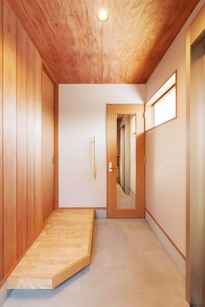 懐かしさのある二世帯住宅 | 平成建設 | 住宅施工事例