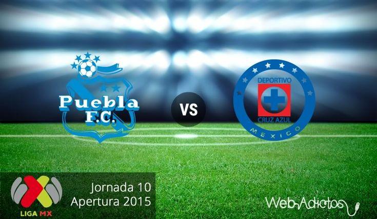 Puebla vs Cruz Azul, Fecha 10 del Apertura 2015 ¡En vivo por internet! - http://webadictos.com/2015/09/27/puebla-vs-cruz-azul-apertura-2015/?utm_source=PN&utm_medium=Pinterest&utm_campaign=PN%2Bposts