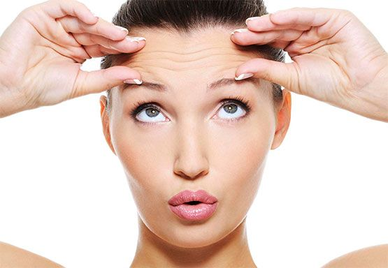 Botox Injection works by blocking the release of acetylcholine, As a result it improves the look of superficial wrinkle and the fine lines on face