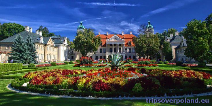 Muzeum Zamoyskich w Kozłówce