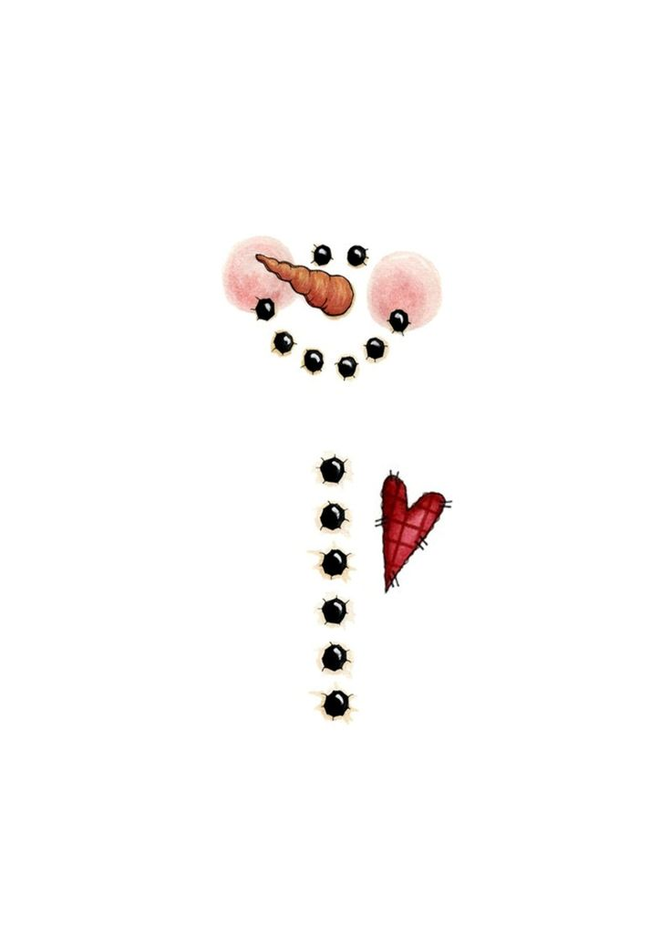 Free Jpg Pictures snowman free printable candy