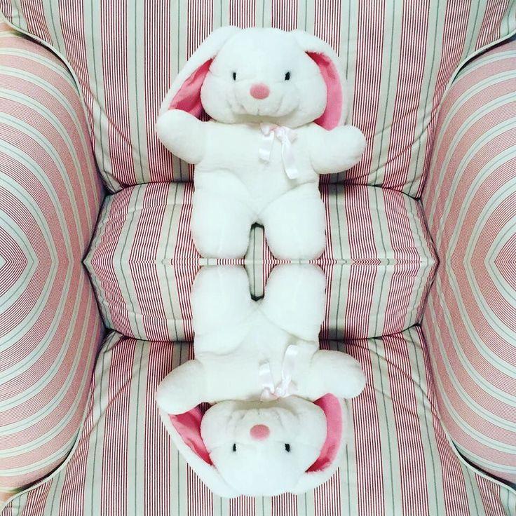 #iroza #イロザ #rabbit  #兔子 # #カワイイ #kawaii #可爱 #白 #white #pink #ピンク by fs9_kt10_