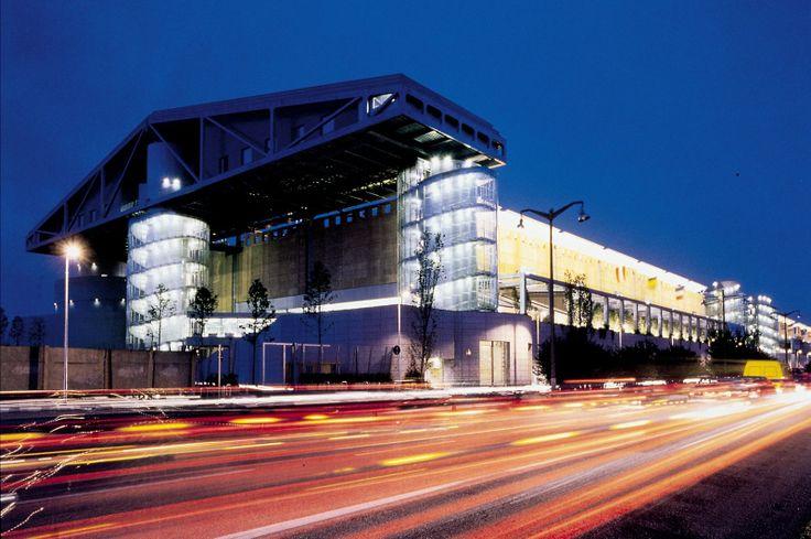 Portello Fiera Milano City - Project by Mario #Bellini Associati, Light designer Mario Bellini e Marco #Pollice von Bulow