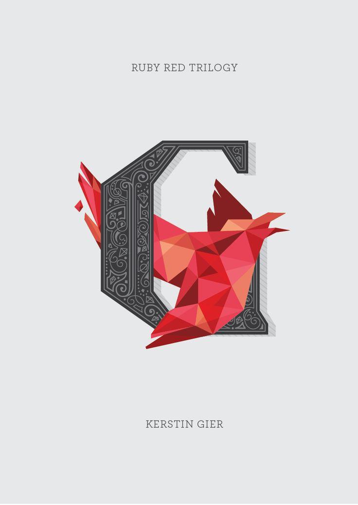 Ruby Red by Kerstin Gier by Silvina Guerreiro - Skillshare