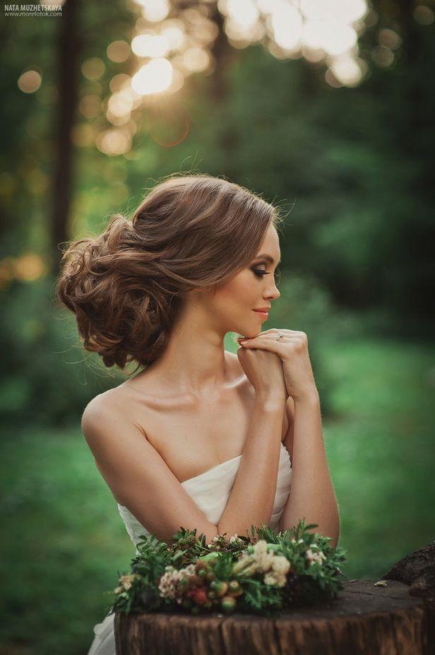 Stunning Wedding Hairstyles - Hairstyle: Elstile
