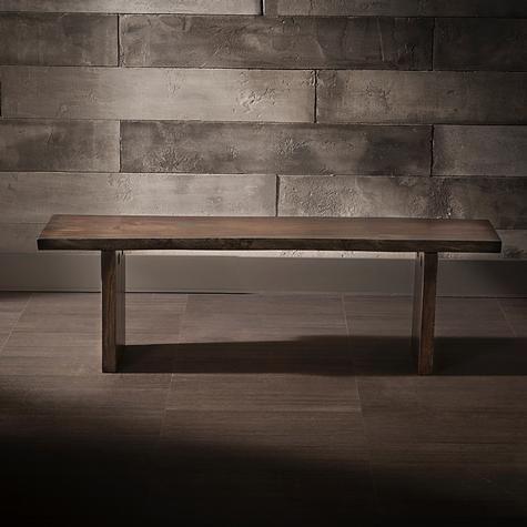 Suar Freeform Bench | Artemano