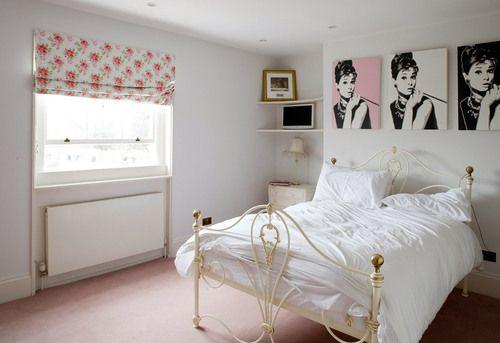 26 best images about audrey hepburn for Audrey hepburn bedroom ideas