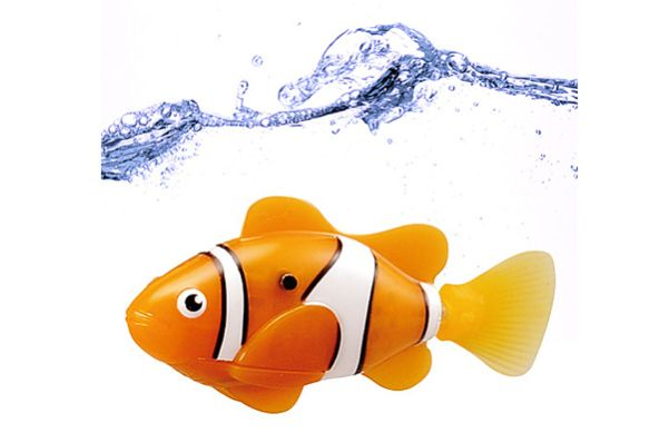 Robo-Fish by Takara Tomy A.R.T.S - for my nephew