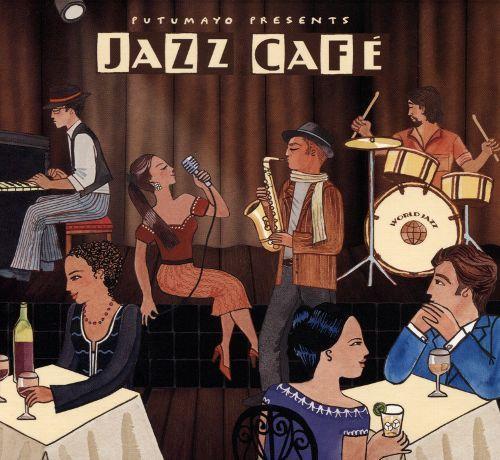 Putumayo Jazz Cafe [CD]