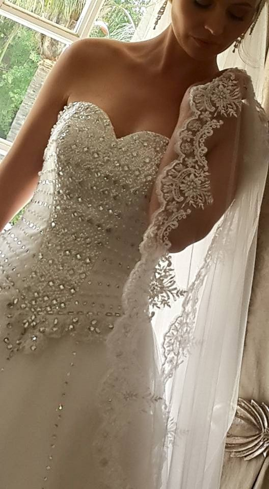 Ball Gown close up