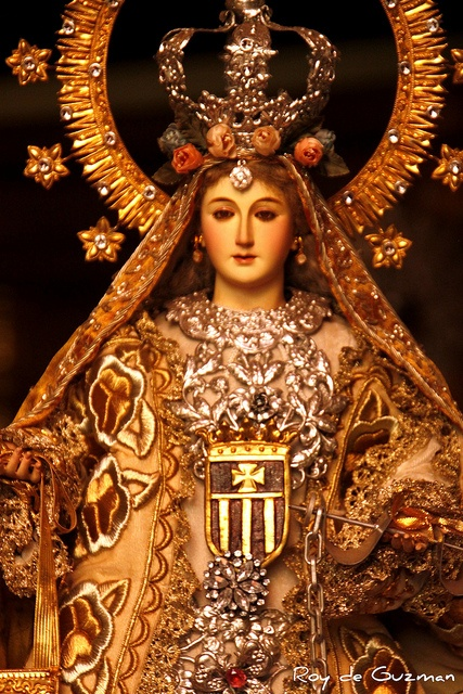 De La Merced..Our Orisha OBATALA,SEPTEMBER 24-2015.VIRGEN DE LAS MERCEDES,I love her colonial church in The Dominican Republic!!!