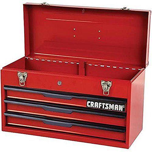Craftsman 21 Portable Tool Box Craftsman Tools Chest Craftsman Tools