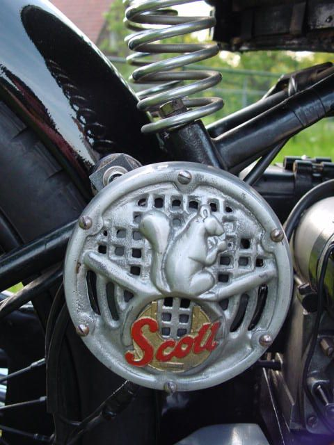 The Scott Flying Squirrel was a British motorcycle made by The Scott Motorcycle Company between...
