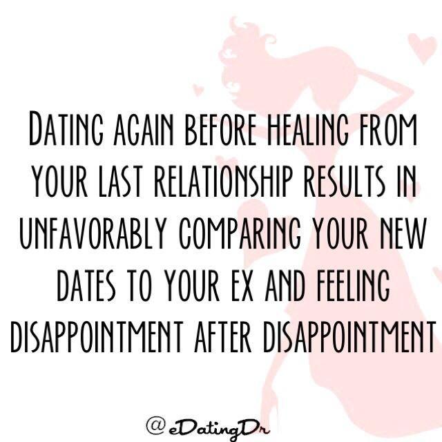 @eDatingDr wisdom