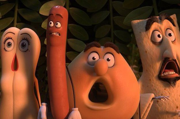 Watch The Trailer To Seth Rogen's R-Rated Talking Sausage Movie