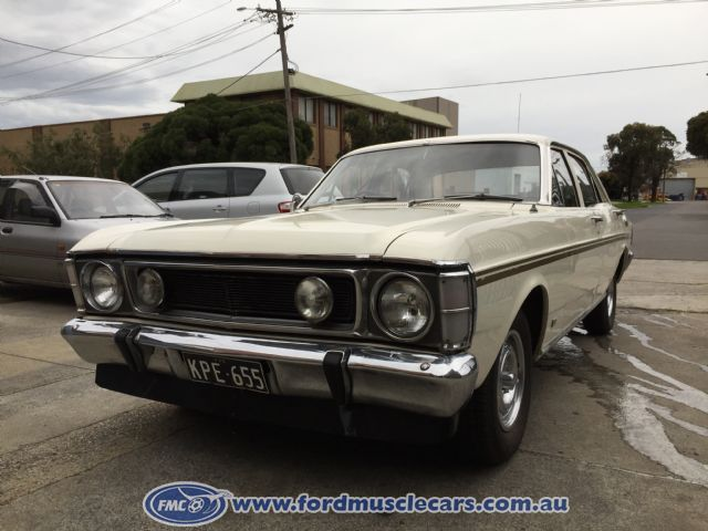 XW FORD FALCON 500 GS SURVIVOR CONDITION - Muscle u0026 Classic - Ford Muscle Cars For & 227 best xd Falcon images on Pinterest | Falcons Mustangs and ... markmcfarlin.com