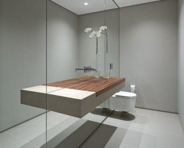Lavabo minimalista - Arthur Casas