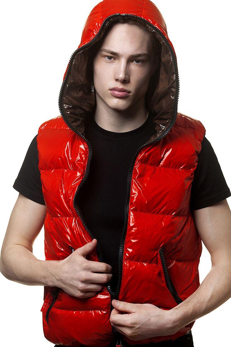 Aristeo vest #duvetica #menswear #downvest #jacket #fallwinter