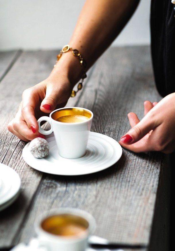 Кофе в обед в субботу ,это утренний кофе.
