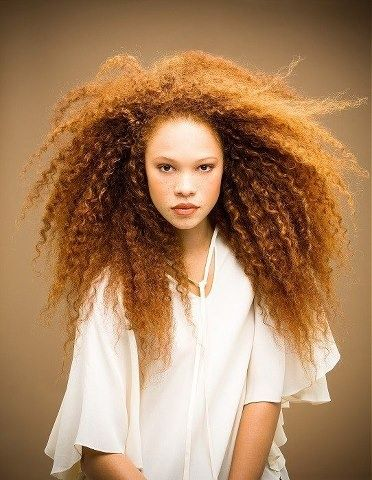 The 25 Best Red Afro Hair Extensions Ideas On Pinterest