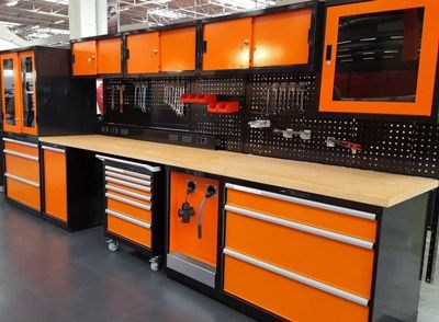 495 besten toolboxes bilder auf pinterest garage hobbyraum organisationen und werkzeugkasten. Black Bedroom Furniture Sets. Home Design Ideas