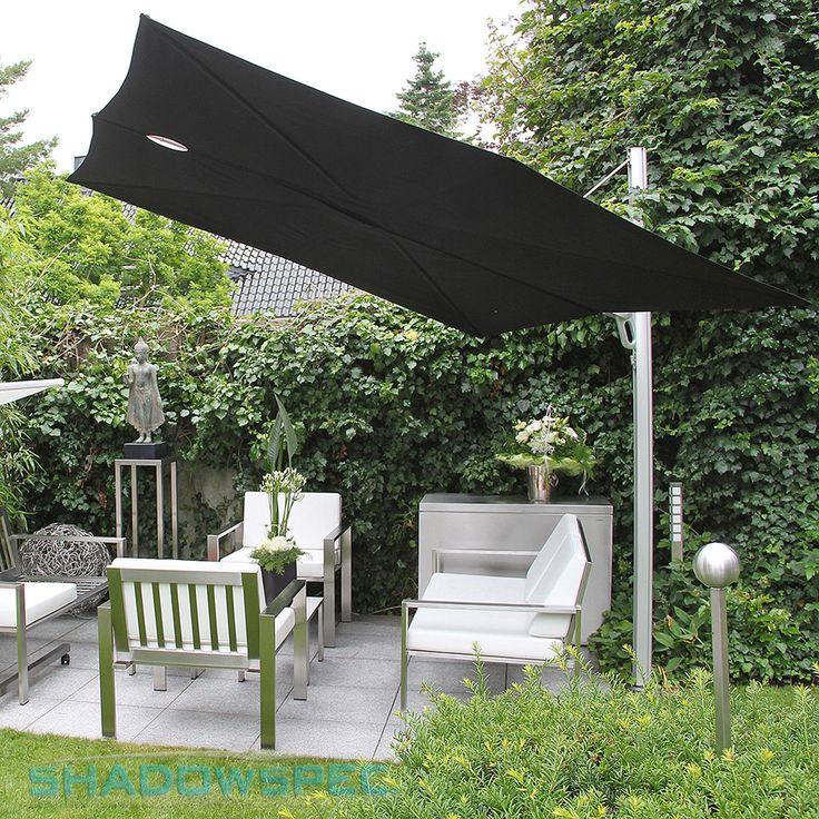 SHADOWSPEC   Global Suppliers Of Luxury Outdoor Umbrella Systems. The SU8  High Wind Performance Umbrella Design Ideas