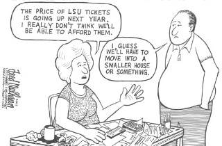 LSU tickets