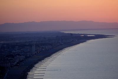 Jesolo beach, Italy