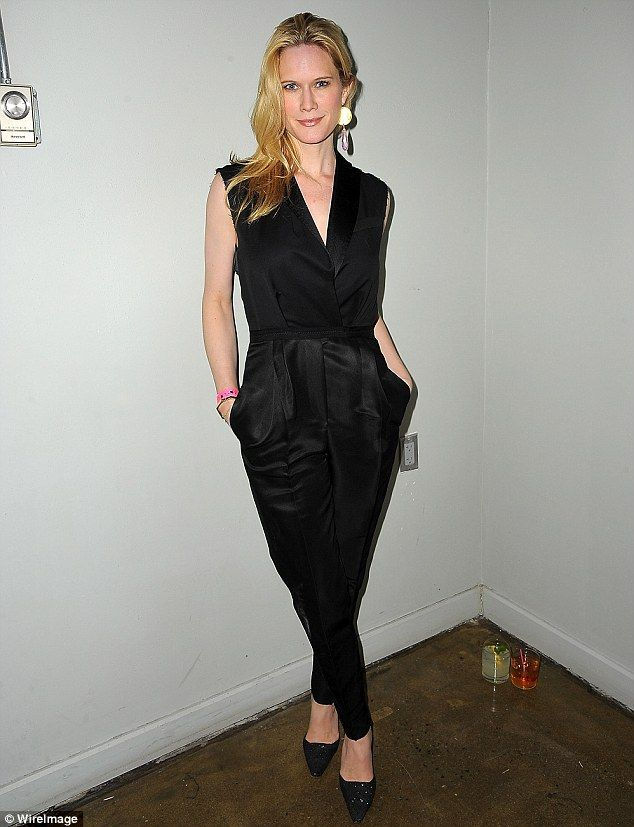 Divorce drama: Stephanie March, shown in December 2014 in New York City, has responded to ...