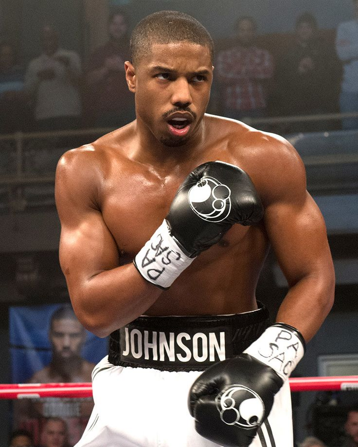 Michael B. Jordan in Creed was one of the best–most overlooked–performances of 2015. Click for more.