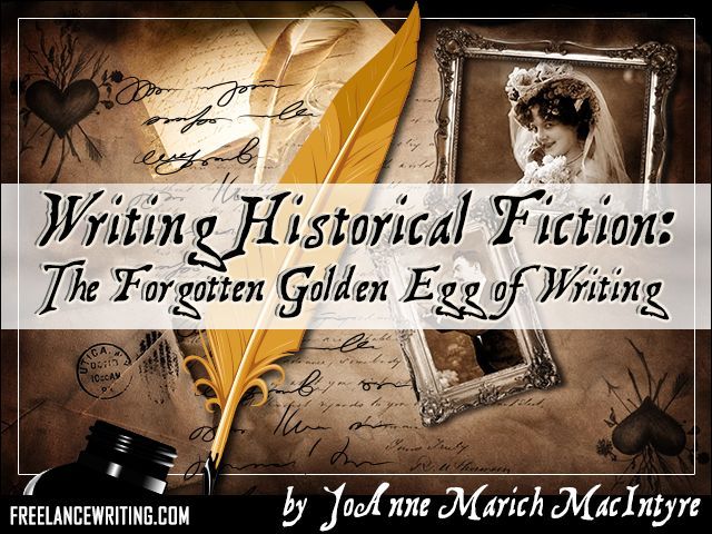 Writing the Historical Novel