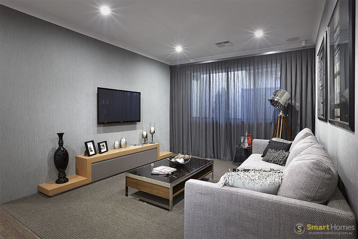 Home theatre  #interiordesign by #SmartHomesForLiving