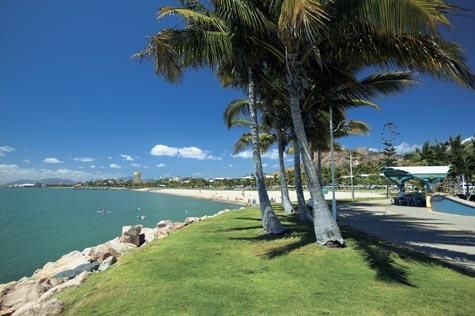 The Strand, Townsville, QLD Australia