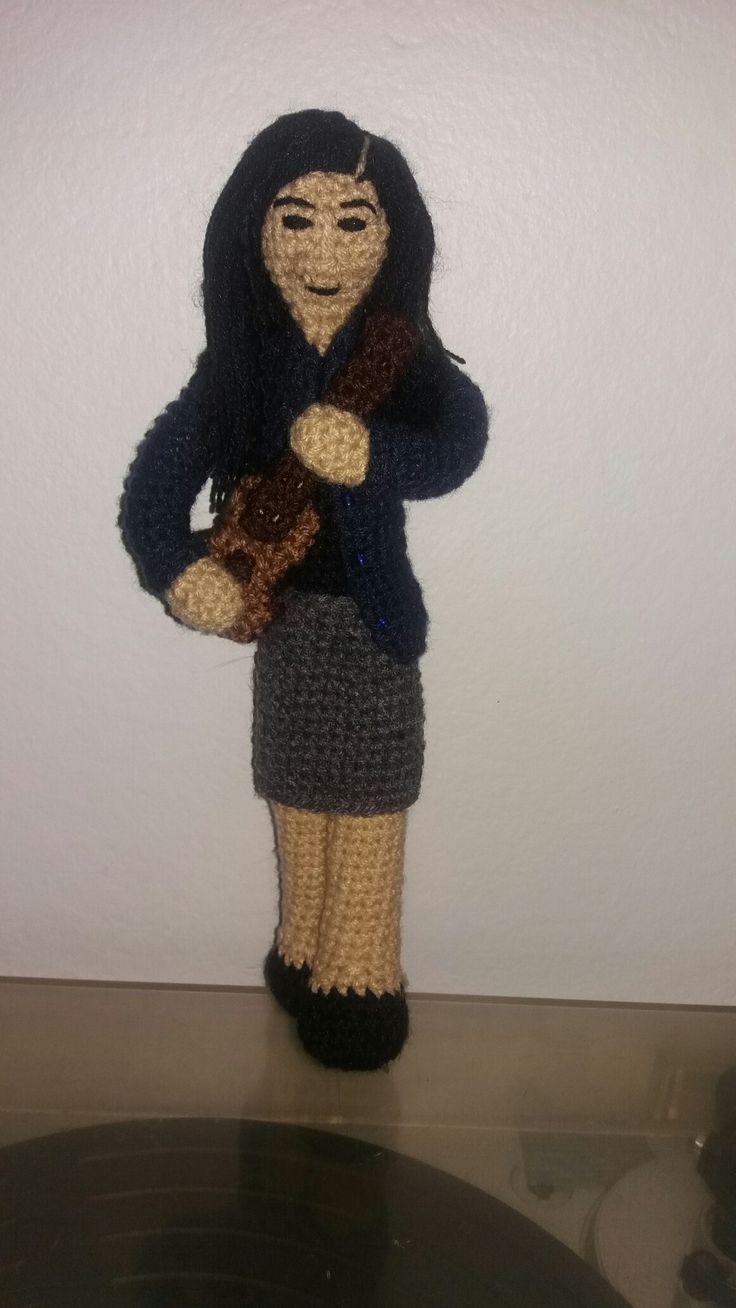 Violeta Parra. Crochet
