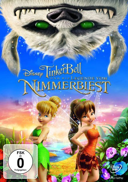 Tinkerbell und die Legende vom Nimmerbiest / Tinker Bell and the Legend of the NeverBeast (2014)
