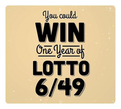 "50 PRIZES to be won <br>each consisting of <br>""LOTTO 6/49 with ENCORE"" <br>for a Year! <br><br><font size=""4"">From September 1, 2015 to October 31, 2015 simply purchase one of the lottery tickets shown, at participating Avondale retailer locations and enter the 22 digit lottery ticket control number (""Ticket No. Billet"") for your chance to win. </font>"