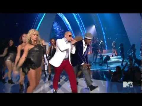 Pitbull Feat. Ne-Yo & Nayer - Give Me Everything (MTV -2011).(Michael.N.G) - YouTube