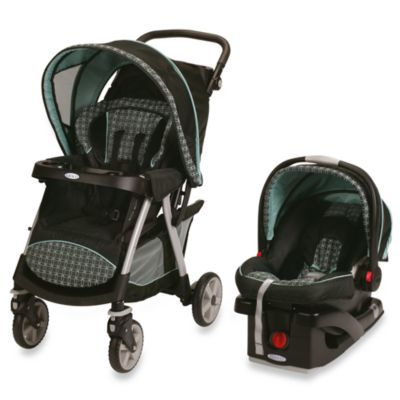 Graco® UrbanLite™ Click Connect™ Travel System – Cascade - buybuyBaby.com. The LX system has better features