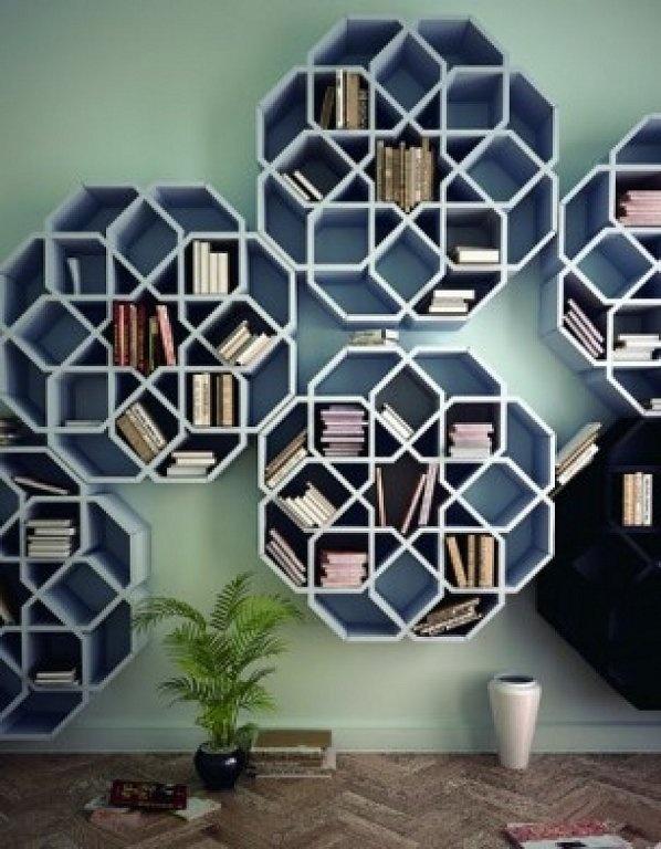 Moorish style storage