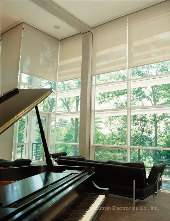 Best 25 Motorized Shades Ideas On Pinterest Motorized