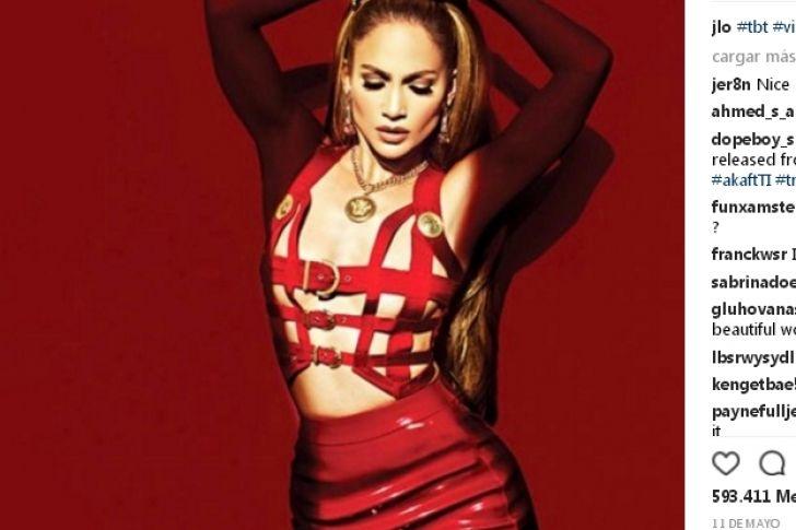 Jennifer Lopez enloquece a sus fans con sexy baile (+Video)