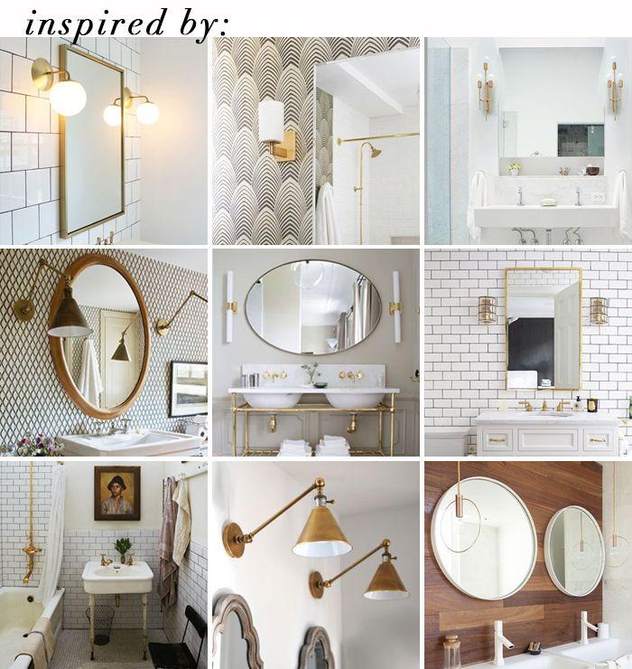 I Love Lamp Best Brass Wall Sconces Emily Henderson
