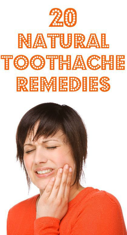 20 NATURAL TOOTHACHE REMEDIES – Lifee Too