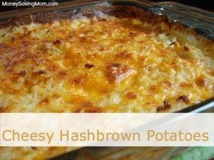 Cheesy Hashbrowns