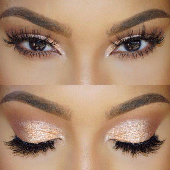 Favori Les 25 meilleures idées de la catégorie Maquillage pour les yeux d  VH07