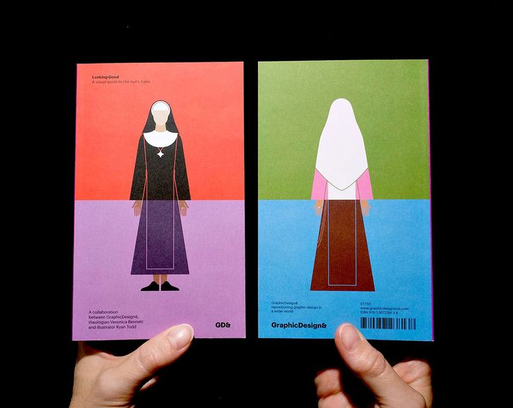 Looking Good: A visual guide to the nun's habit identifies and illustrates the dress of more than 40 Catholic communities of nuns and sisters.