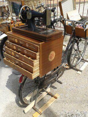 old work bike - veneto - italy
