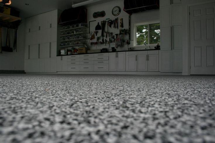 24 best garage flooring images on pinterest garage flooring garage storage solutions and. Black Bedroom Furniture Sets. Home Design Ideas
