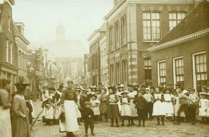 Oude Koemarkt, 1910